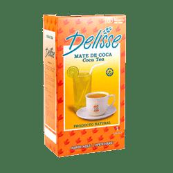 MATE DE COCA TEA DELISSE CJA X 100 UND