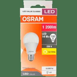 FOCO LED VALUE 14W-100W OSRAM