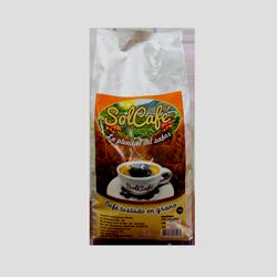 CAFÉ TOSTADO EN GRANO SOLCAFE BLSA 1 KG